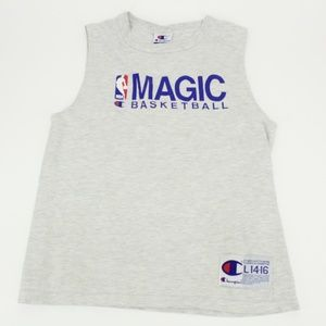 Champion Shirts & Tops - Champion Orlando Magic Basketball Tank Top